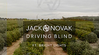 Jack Novak - Driving Blind (feat. Bright Lights)