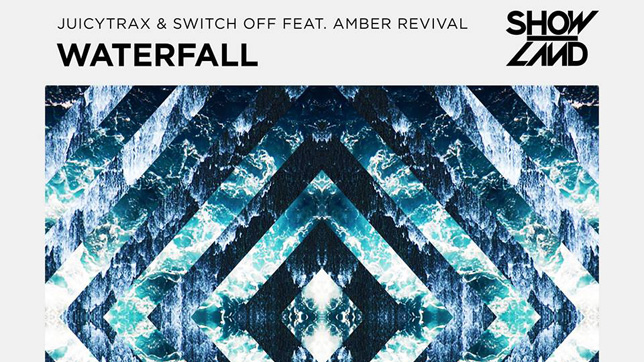 JuicyTrax & Switch Off feat. Amber Revival - Waterfall