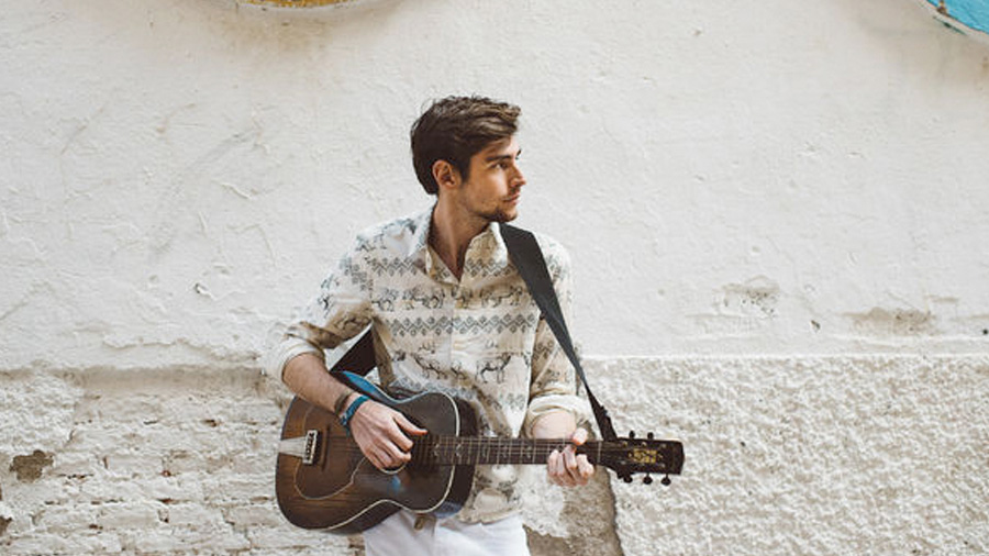 Alvaro Soler - Animal (Acoustic)