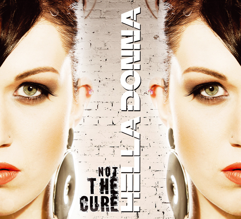 Cover Hella Donna Not-the-cure-Single