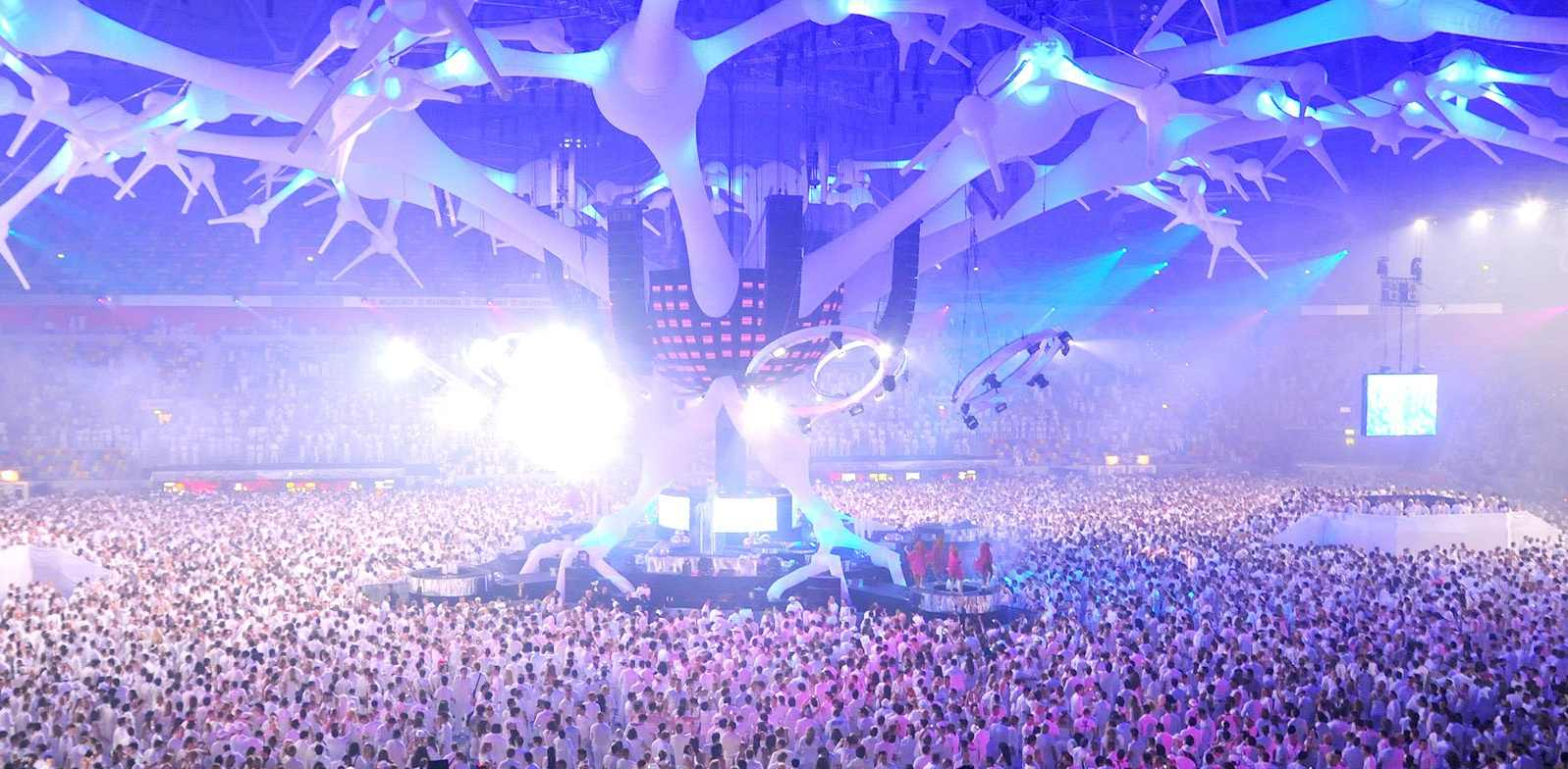 Sensation White Düsseldorf 2012