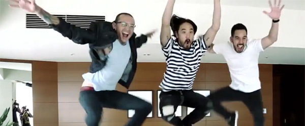 Linkin Park & Steve Aoki - A Light That Never Comes