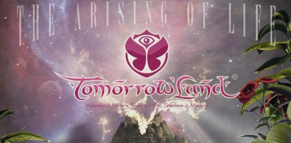 Tomorrowland 2013 - The Arising of Life