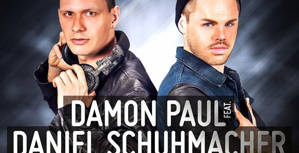 Damon Paul feat. Daniel Schuhmacher - Lose Control