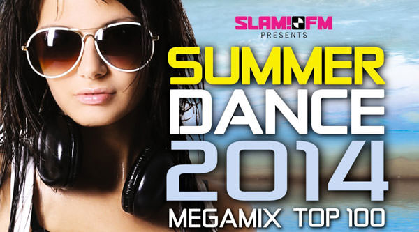 Summer Dance 2014 - Megamix Top 100