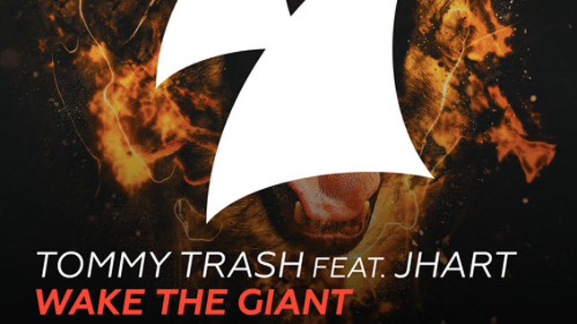 Tommy Trash feat. JHart - Wake The Giant