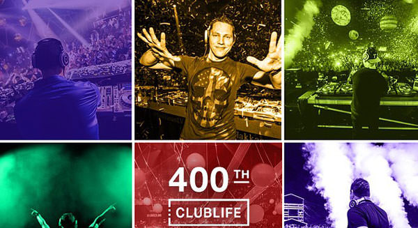 Club Life Episode 400