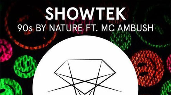 Showtek feat. MC Ambush - 90s By Nature