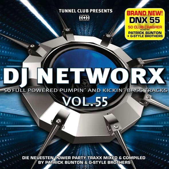 DJ Networkx Vol. 55