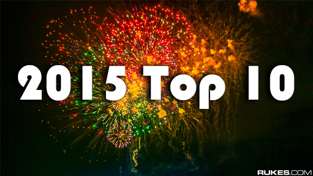 Top 10 Tracks 2015 (Simon)