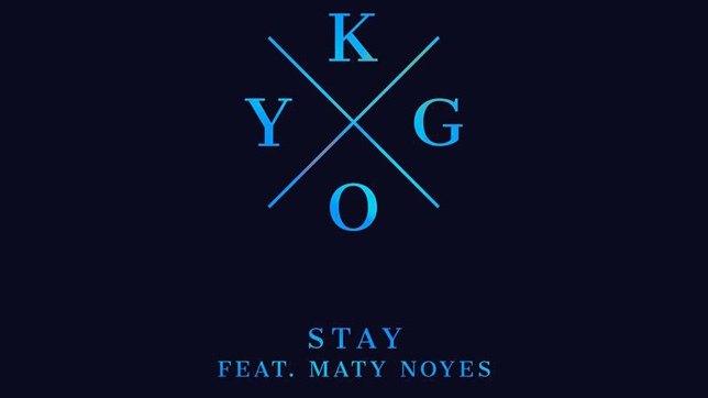 Kygo feat. Maty Noyes - Stay