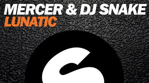 Mercer & DJ Snake - Lunatic Artwork