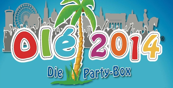 Ole 2014 - die Party Box Tracklist Download