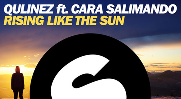 Quilinez ft. Cara Salimando - Rising Like The Sun Download