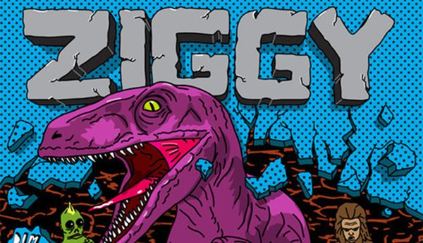 Ziggy - Raptor