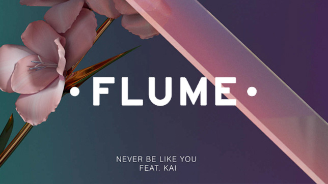 Musikvideo » Flume feat. Kai - Never Be Like You
