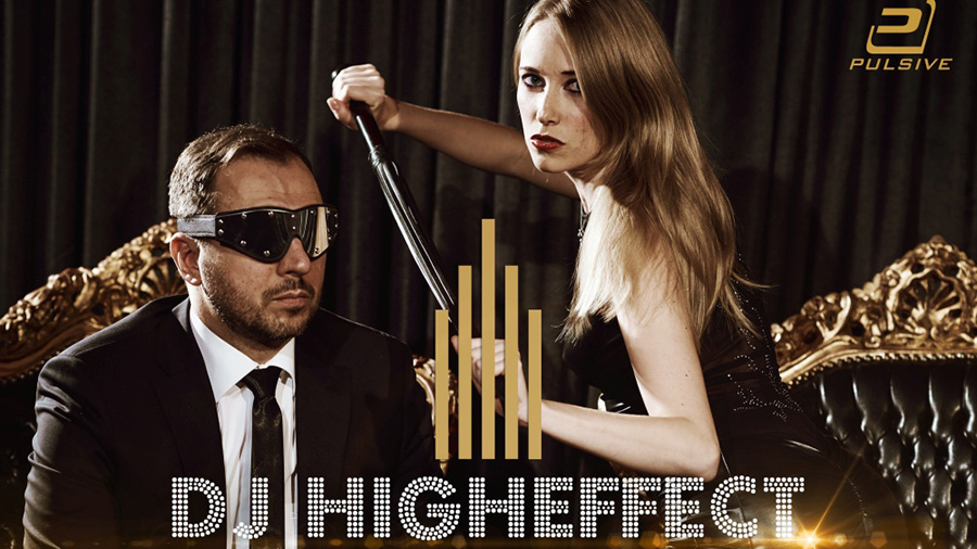 Higheffect feat. Silvia Dias - Sweet Dreams