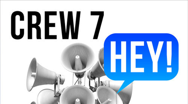 Crew 7 - HEY! Free Download