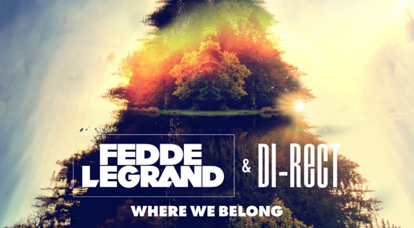 Fedde le Grand feat. DI-RECT - Where We Belong Download