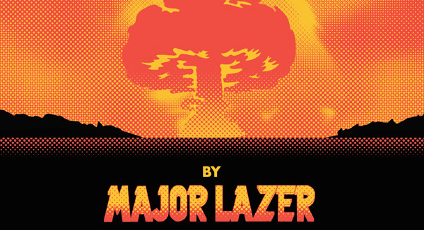 Major Lazer feat. Pharrell Williams - Aerosol Can Download