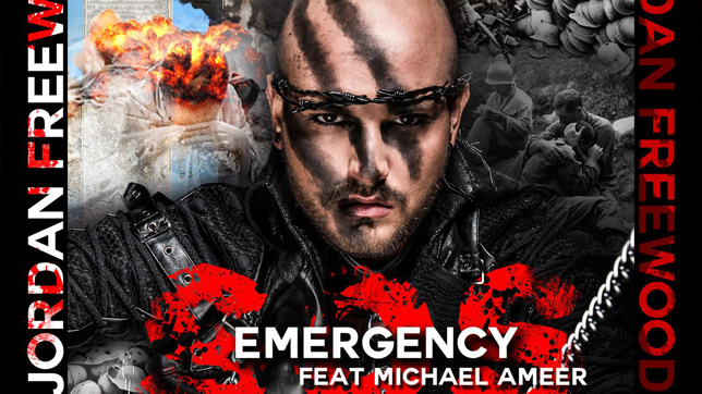 Jordan Freewood feat. Micheal - SOS Emergency
