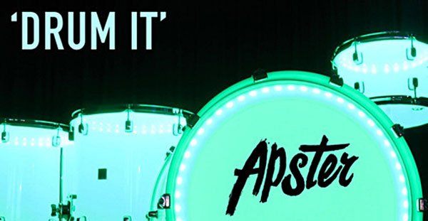 Apster & Ariyan - Drum It