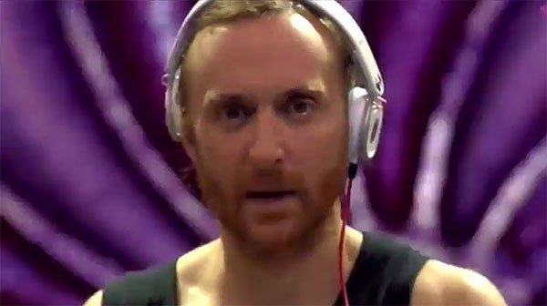 David-Guetta Tomorrowland