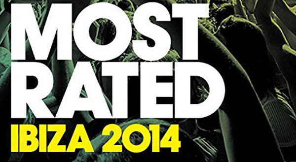 Defected Pres. Most Rated Ibiza 2014