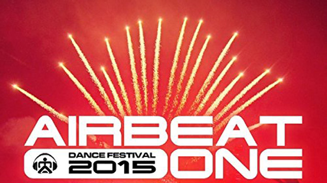 Airbeat One - Dance Festival 2015