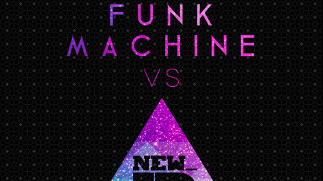 FUNK MACHINE vs. NEW_ID - I Wanna Move
