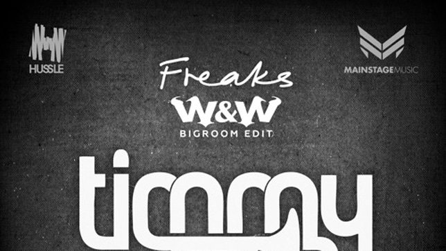 Timmy Trumpet feat. Savage – Freaks (W&W Bigroom Edit)