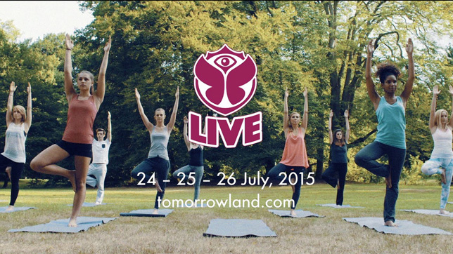 Tomorrowland 2015 - Live-Stream
