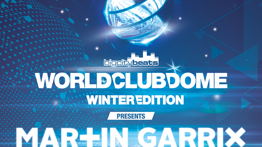World Club Dome 2017 - Winter Edition