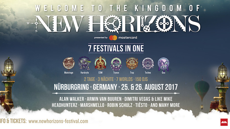 new horizons festival 2017 alle infos. Black Bedroom Furniture Sets. Home Design Ideas