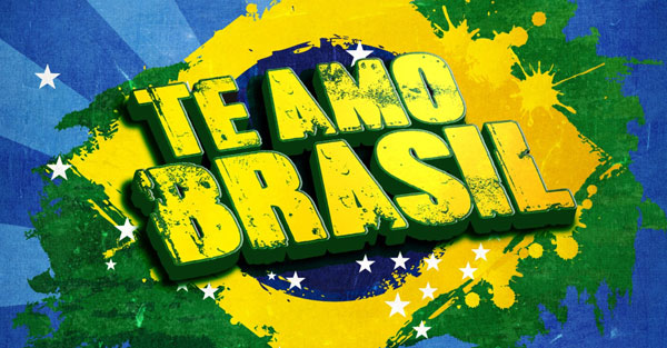 Te Amo Brasil! - Football Party & Dance Hits 2014