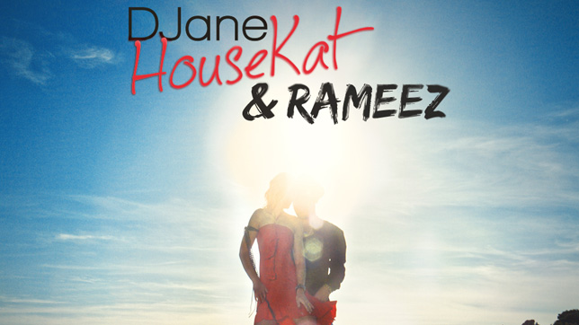 DJane HouseKat feat. Rameez - 38 Degrees