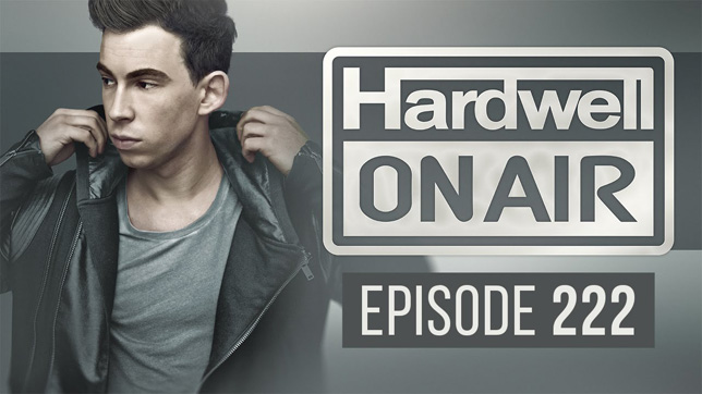 Hardwell On Air 222