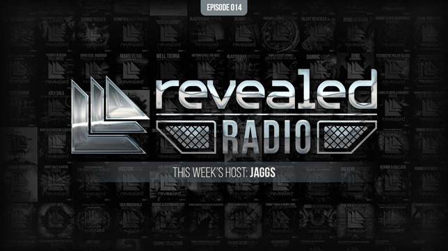 Podcast Revealed Radio 014 Hosted by JAGGS