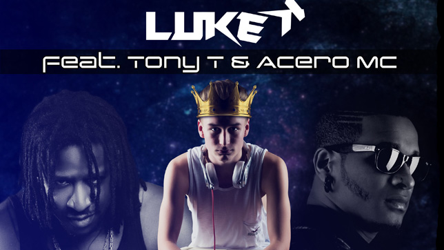 Luke K - feat. Tony T. & Acero MC - King of the World