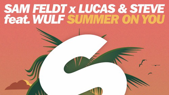Sam Feldt x Lucas & Steve feat. Wulf – Summer On You