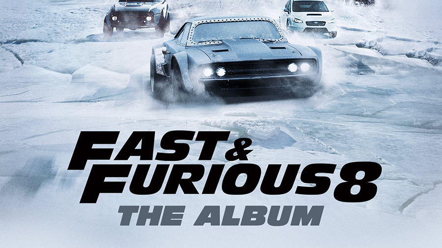 Fast & The Furious 8: The Album » [Tracklist]