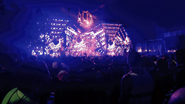Ultra Music Festival - Tag 3