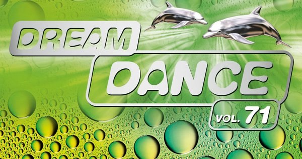 Dream Dance Vol. 71 Download Cover Artwork Tracklist