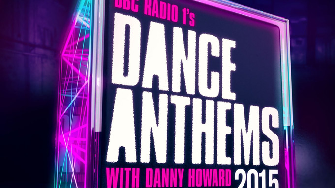 BBC Radio 1 Dance Anthems 2015