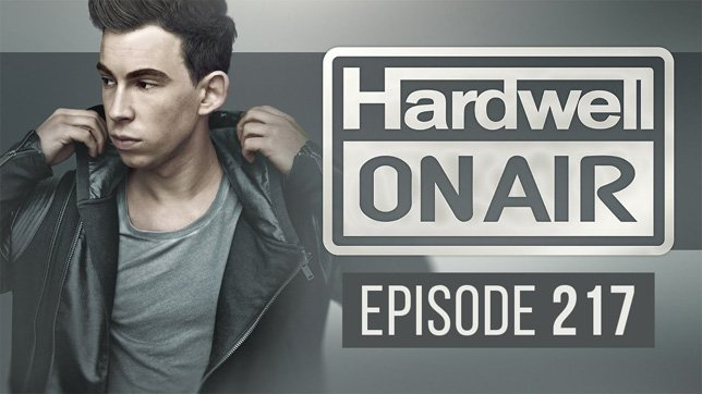 Hardwell On Air 217