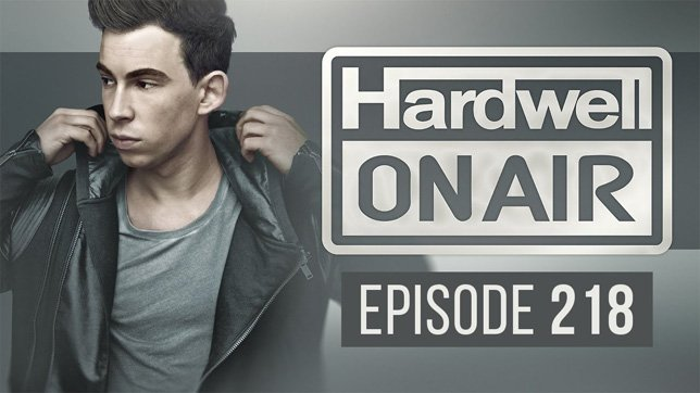 Hardwell On Air 218