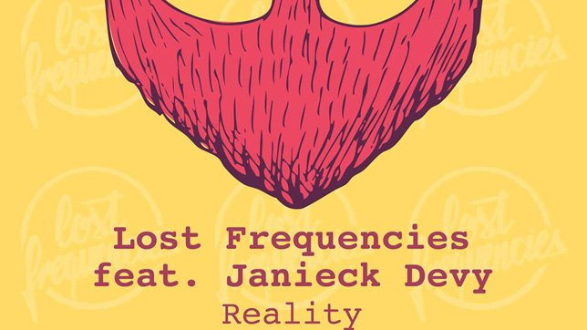 Lost Frequencies feat. Janieck Devy - Reality