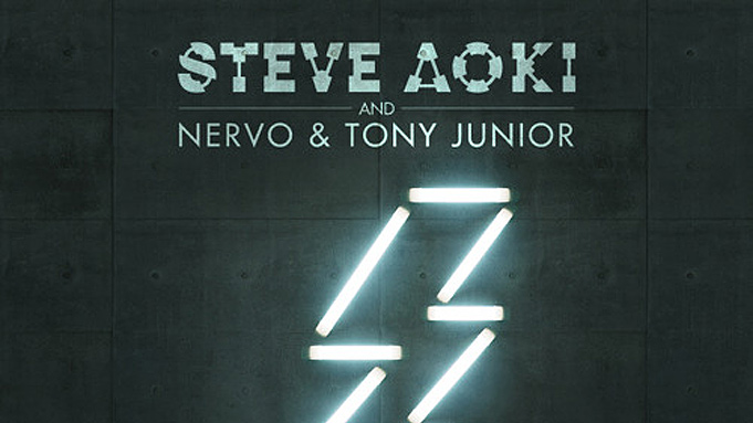 Steve Aoki & NERVO & Tony Junior - Lightning Strikes