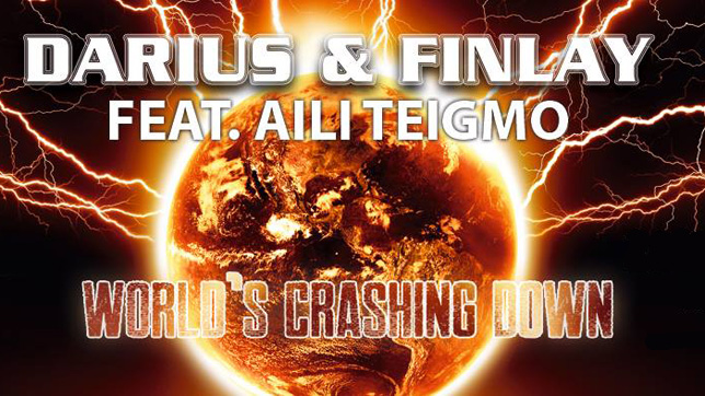 Darius & Finlay feat. Aili Teigmo - Worlds Crashing Down