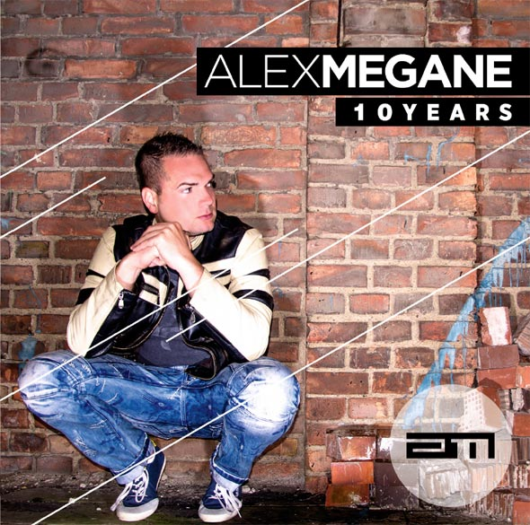 Alex Megane – 10 Years (Album)